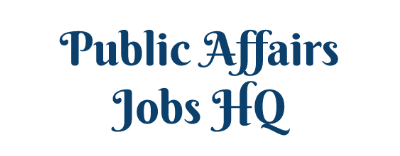 Public Affairs Jobs HQ